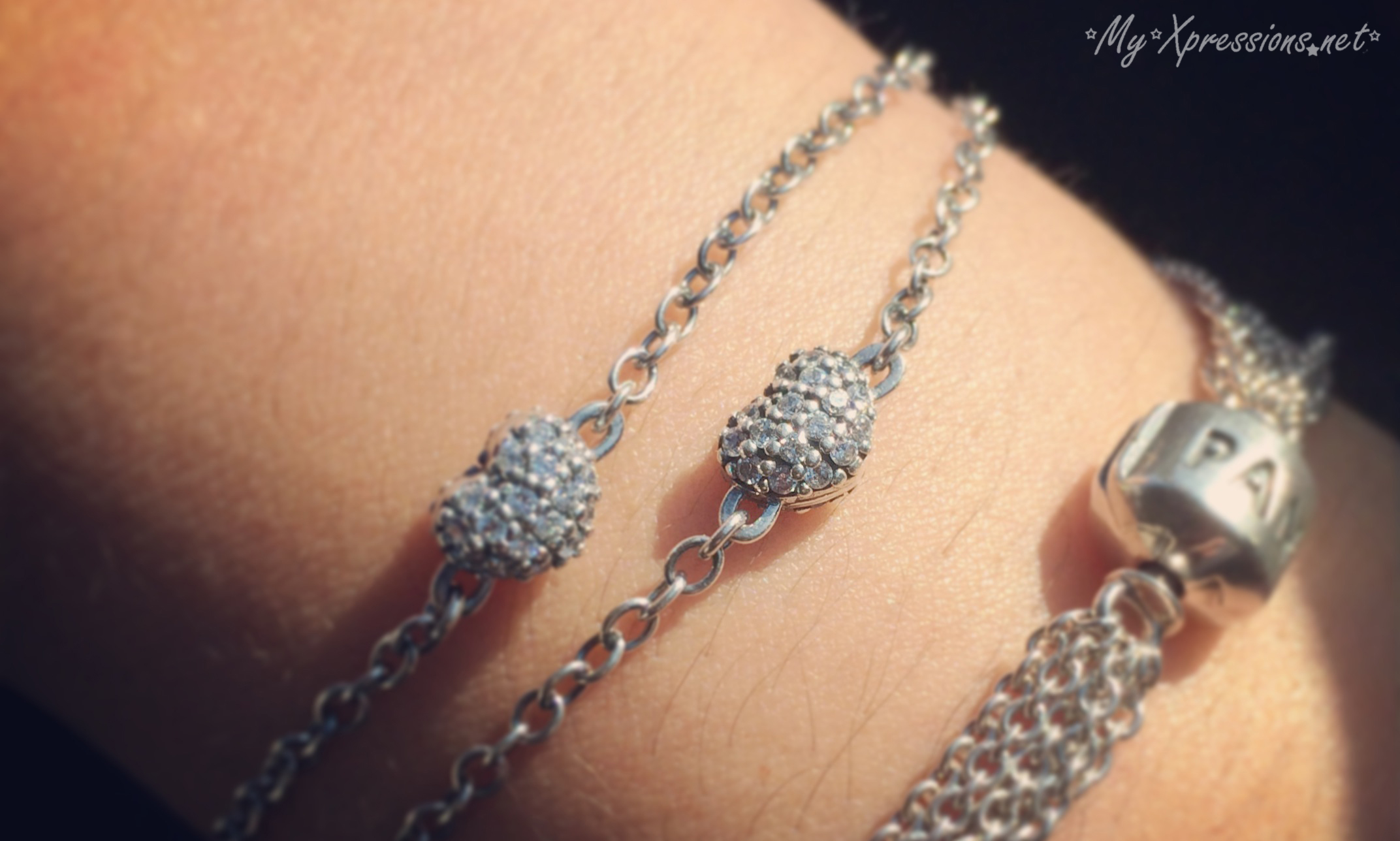 FYI Pandora Heart Pave Bracelet And Other Symbol