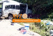 Photo of One dead, 15 injured in Kintampo-Techiman highway car crash