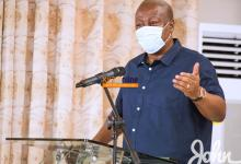 Photo of Creating 250,000 jobs annually very necessary – Mahama