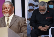 Photo of Azumah Nelson says Jerry Rawlings used to sweep and clean their training rooms