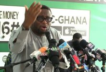 Photo of Don't give Akufo-Addo even 'four more hours' in power – Afriyie Ankrah