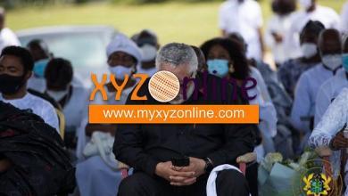 Photo of Breaking: Former President Jerry John Rawlings is dead