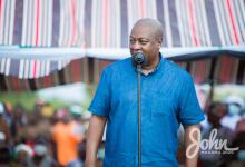 Photo of DPP declares support for Mahama ahead of elections