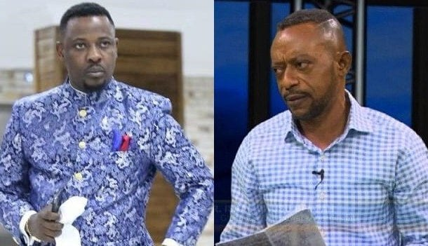 Photo of Rev. Owusu Bempah says sorry to Prophet Nigel Gaise