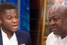 Photo of This message from Sammy Gyamfi to John Mahama got people talking