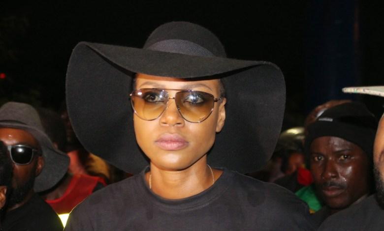 Photo of Yvonne Nelson ends dumsor debate – says John Mahama fixed dumsor