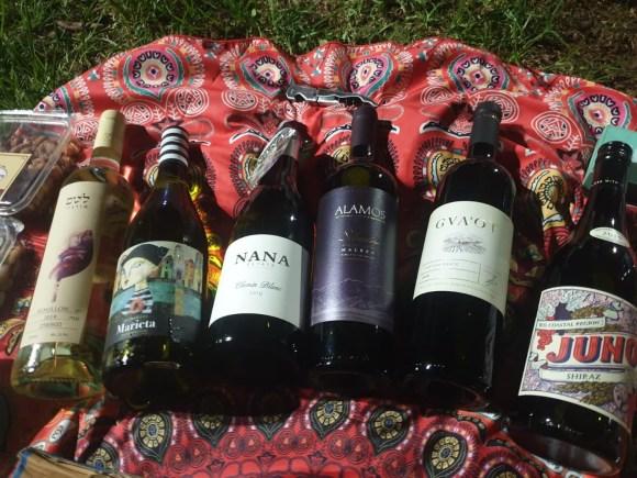 מארזי יין