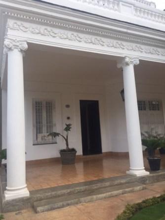 Our casa in Havana