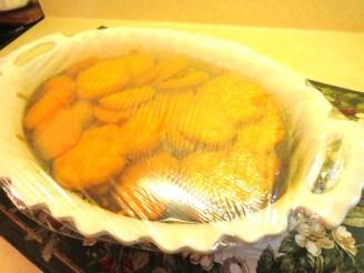 "Make Ahead Turkey Dinner - ""Sweet Potatoes with Cinnamon, Nutmeg and a Splash of Brandy"" - My Yellow Farmhouse.com"