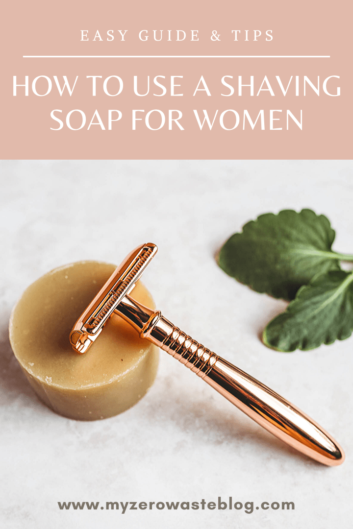 Here Is How To Use a Shaving Soap For Women