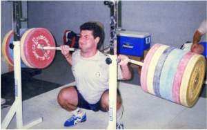 High Bar and Low Bar Squatting 2.0