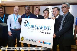 piala air marine 2019