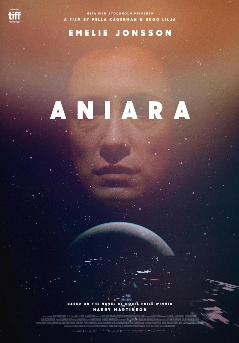 Aniara 2018 Trailers Moviezine