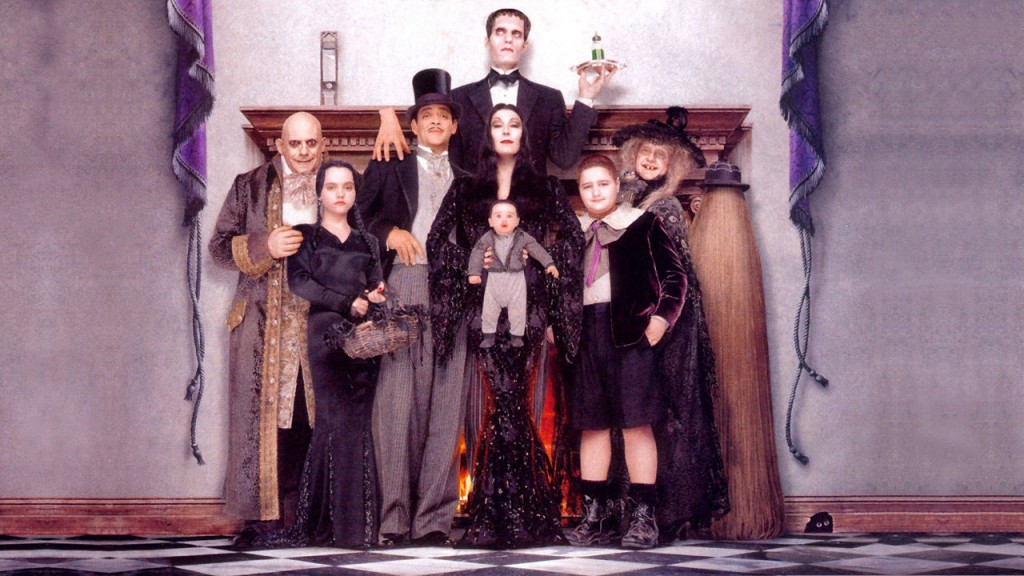 Pugsley Addams Family 1991