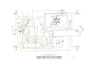 Vespa Sprint Wiring Diagram | Wiring Library