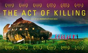 پوستر فیلم The Act of Killing