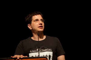 جف موس بنیانگذار DEFCON
