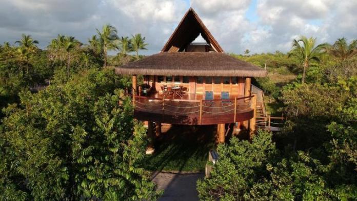 Elemental eco-hotel