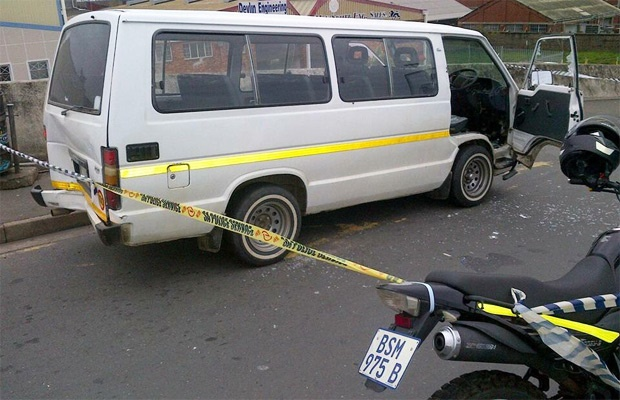 KZN taxi shooting
