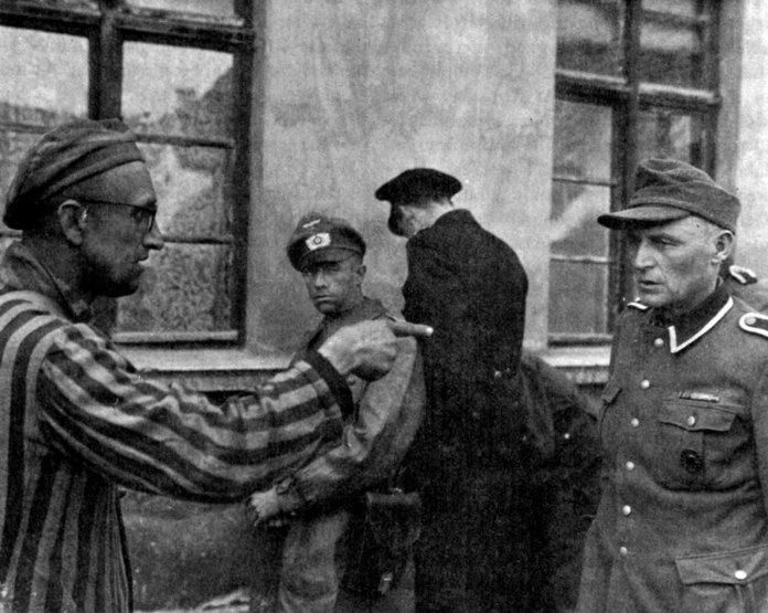 Nazi camp guard
