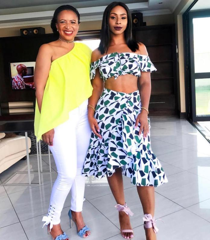 Boity and Modieh Thulo