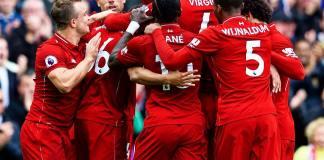 Southampton and Liverpool