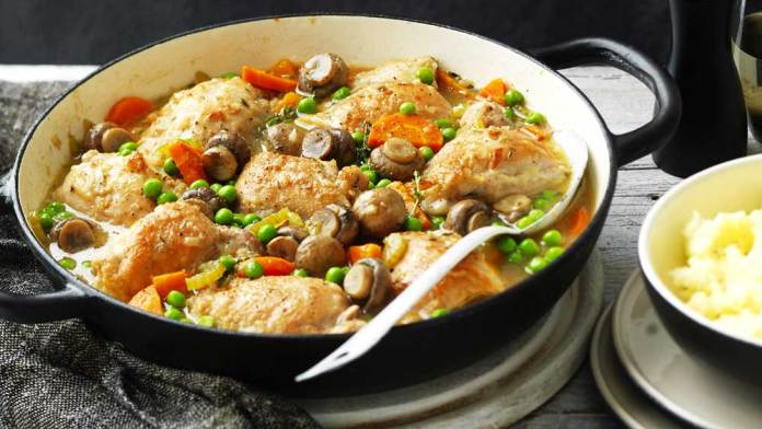 mushroom casserole