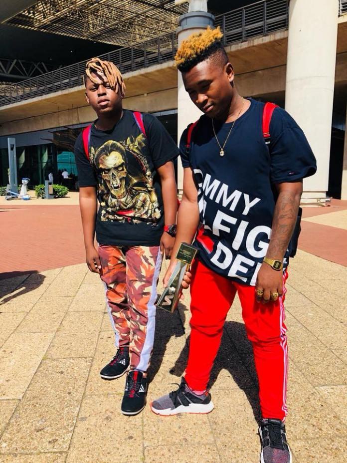 Distruction Boyz