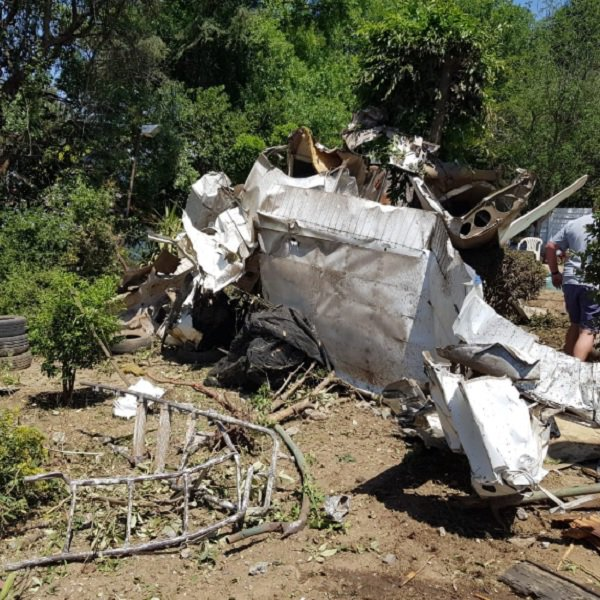 Vorna Valley Plane Crash