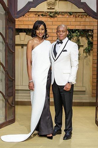 Tau and Zitha's Wedding