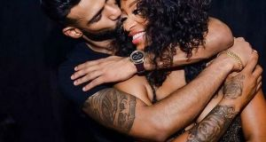 Brendon Naidoo and dj zinhle
