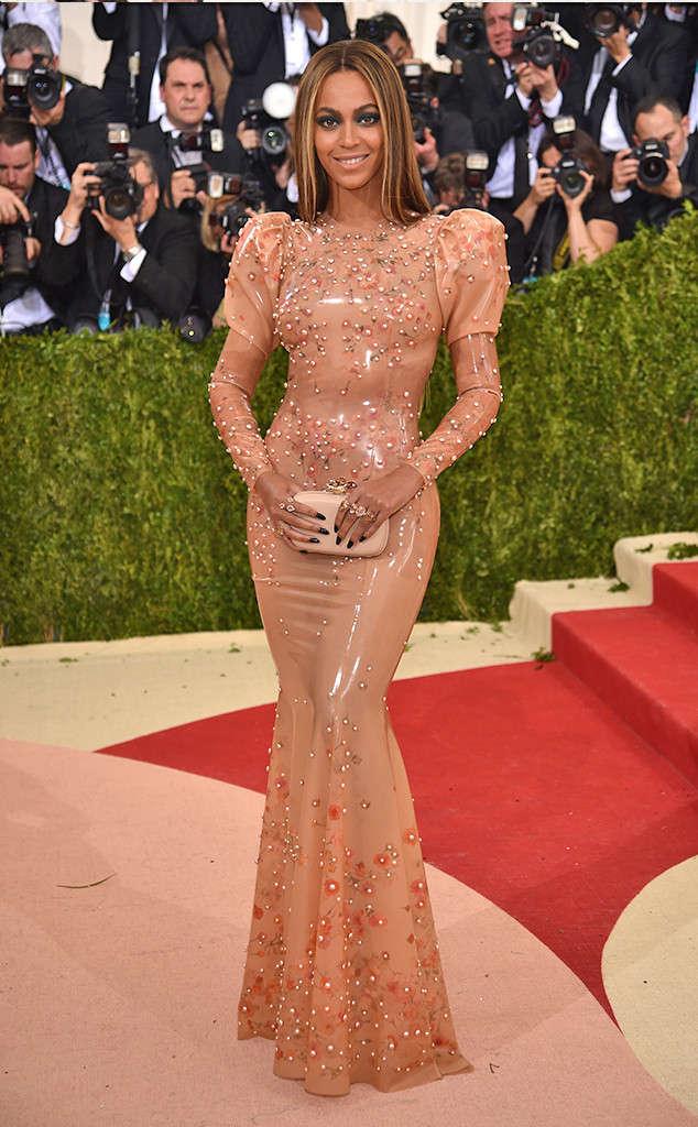 Beyonce Wax Figurine