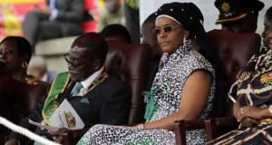 First-lady-Grace-Mugabe