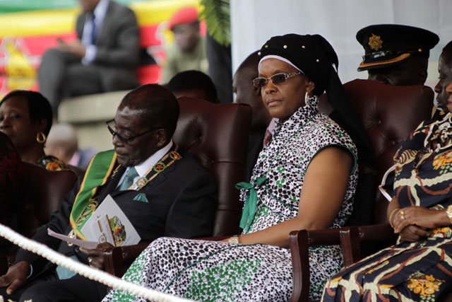 First-lady-Grace-Mugabe