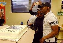 Nolo Phiri Farewell Party