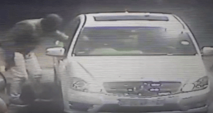 Mercedes Benz Hijacked at Petrol Station