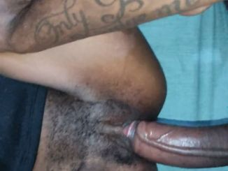 Young African Girl Takes Big Dick