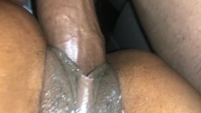 Black Tight Pussy Up close Fuck