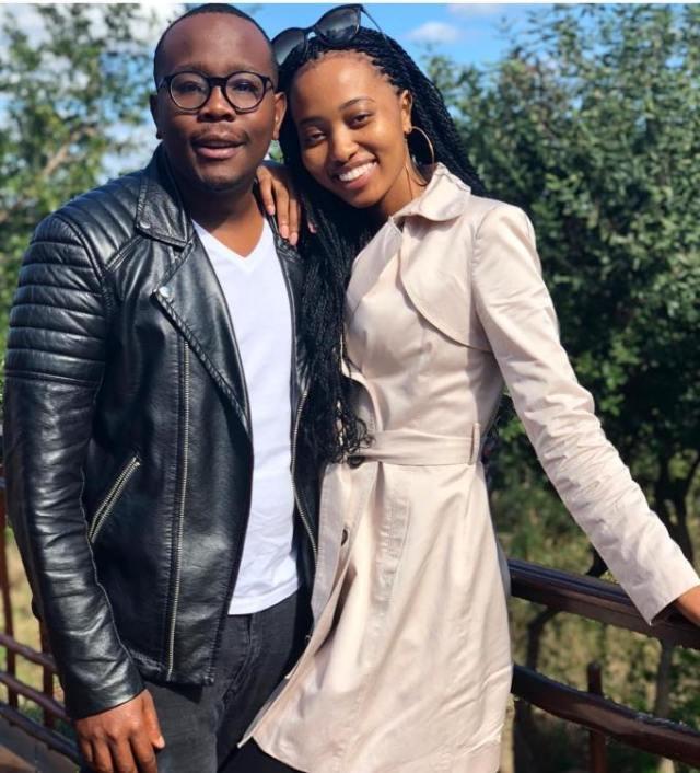 Khaya Mthethwa and Ntandoyenkosi Kunene
