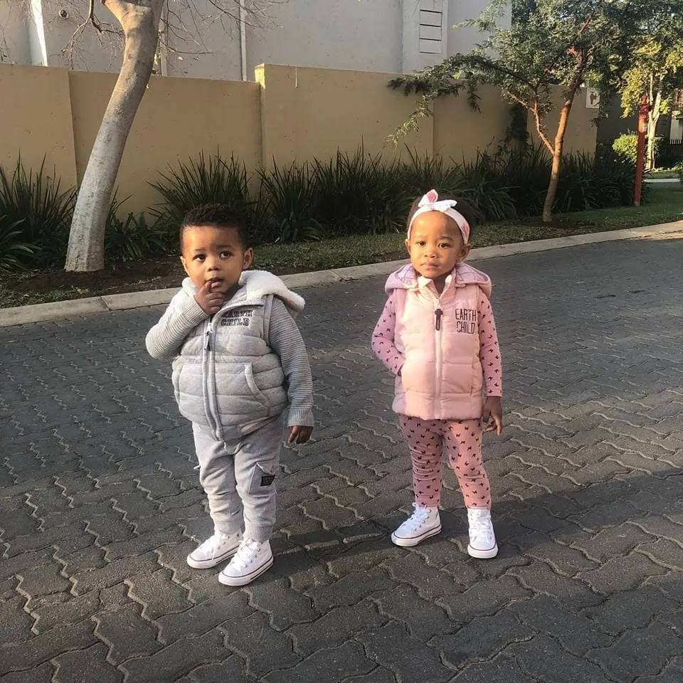 Generations: The Legacy actor Mrekza shows off his twins – Pictures | | Celebs Now
