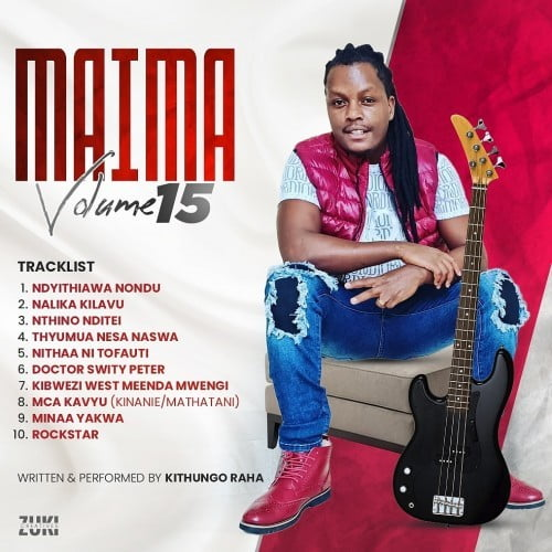 Download Album: Kithungo Raha Vol 15 By Maima - Free Mp3 Audio