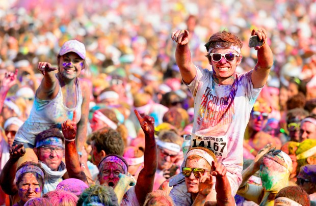 2012 Kansas City Color Run