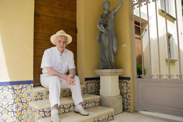 Foto Aznavour 2