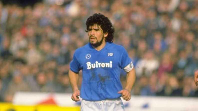 Maradonapoli Diego Armando Maradona foto dal film documentario 2_big