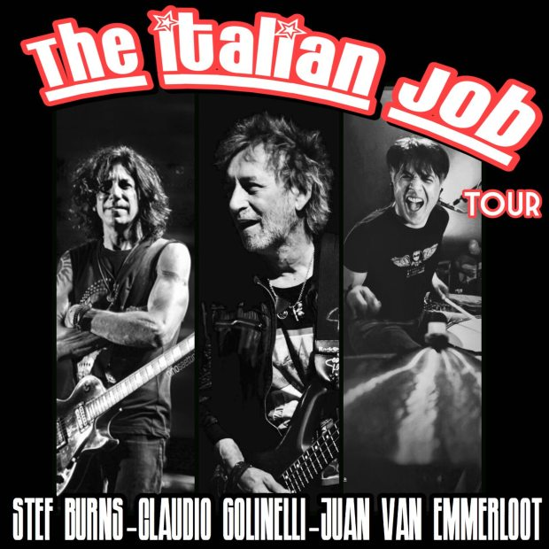 The italian job tour Stef-Gallo-Juan