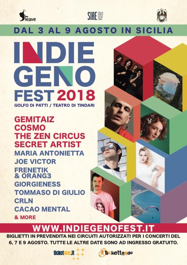 Musica Zero Indiegeno fest 2018