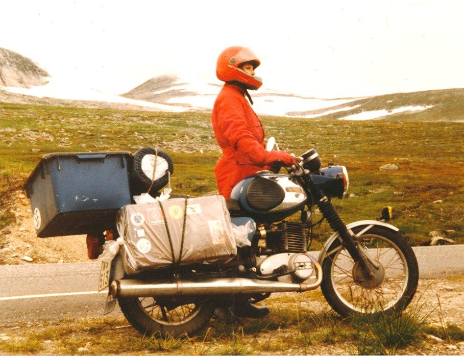 Arja ja MZ TS 250/1