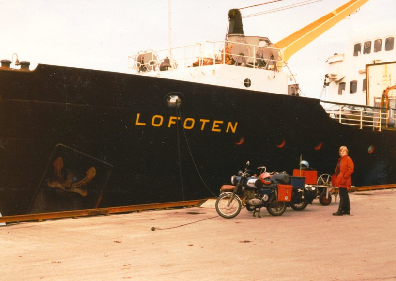laivanpartaalla