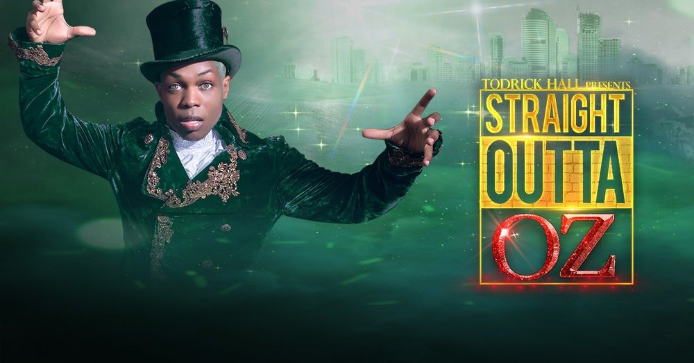 Todrick Hall - Straight Outta Oz (Deluxe Edition) 2016 Visual Album & 2017 Australian Tour