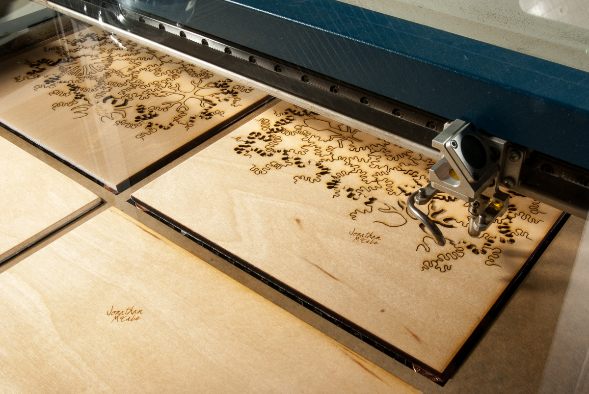 Nervous System S Quest For The Best Laser Cutting Plywood